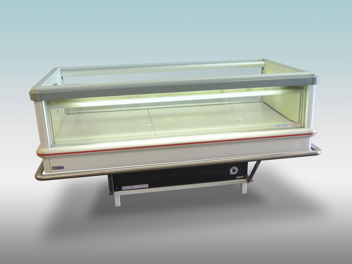 Bac-POLYPHONY-choix-1<hr >Caractéristiques Techniques<hr > Dimensions extérieures : 2120 x 1000 x 1120<hr > Dimensions intérieures : 1880 x 780 x 300<hr > Capacité en litres : 413<hr > Surface d'exposition (en m2) : 2.46<hr > Température d'application : Positif + 0 °C + 4 ° C et Négatif – 18 ° – 25 °C<hr > Puissance électrique en fonctionnement (W) : 1690Caractéristiques Techniques Dimensions exprimées en mm : Longueur x Largeur x hauteur Dimensions extérieures : 1570 x 1060 x 1040 et 2070 x 1060 x 1040 Dimensions intérieures : 1400 x 810 x 240 et 1900 x 810 x 240 Capacité en litres : 268 et 364 Surface d'exposition (en m2) : 1.14 et 1.55 Température d'application : Positif + 0 °C + 4 ° C et Négatif – 18 ° – 25 °C Puissance électrique en fonctionnement (W) : 880 et 1250 Puissance électrique en dégivrage (W) : 1740 et 2600 Eclairage : Non Poids (en kg) : 185 et 210 Puissance électrique en dégivrage (W) : 3500<hr > Eclairage : LED<hr > Poids (en kg) : 250<hr ><hr>Informations marchandises: Charcuterie / Produits laitiers / Surgelés et Crèmes -glacées / Fromage / IV gamme / Viande / Volailles<hr > Informations techniques : Dégivrage électrique / Eclairage LED / Froid ventilé / Groupe de condensation incorporé