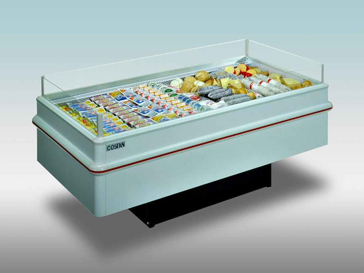 grande-photo-bac-ls-positif-quartet-2-m<hr >Caractéristiques Techniques<hr > Dimensions extérieures : 1560 x 1060 x 1020 et 2060 x 1060 x 1020<hr > Dimensions intérieures : 1410 x 830 x 270 et 1910 x 830 x 270<hr > Capacité en litres : 318 et 432<hr > Surface d'exposition (en m2) : 1.18 et 1.60<hr > Température d'application : Positif + 0 °C + 4 ° C<hr > Puissance électrique en fonctionnement (W) : 490 et 650<hr > Puissance électrique en dégivrage (W) : 570 et 730<hr > Eclairage : Non<hr > Poids (en Kg): 150 et 250<hr ><hr>Informations marchandises: Charcuterie / Produits laitiers / Fromage / IV gamme / Viande / Poissons pré-emballés / Volailles<hr > Informations techniques : Dégivrage électrique / Froid ventilé / Groupe de condensation incorporé